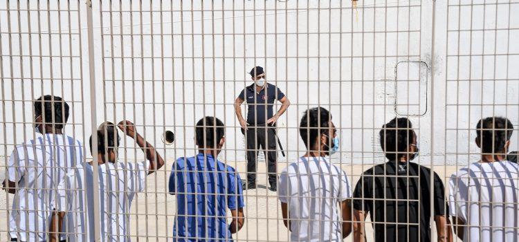 Centre d'accueil pour migrants de Pozzallo