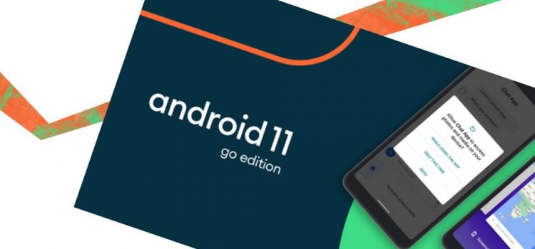 Android 11 Go edition