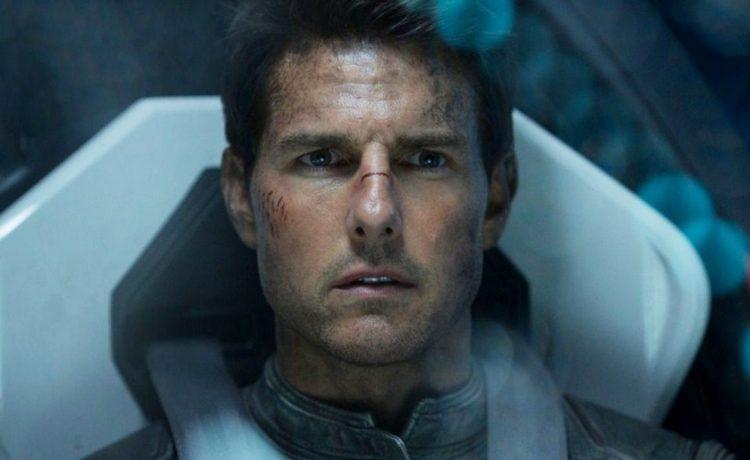 Tom Cruise dans l'espace