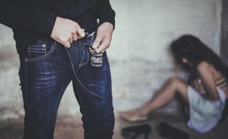 Victime de viol