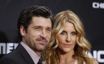 Patrick Dempsey et sa femme Jillian Fink