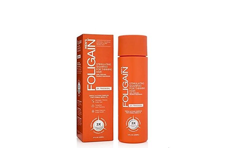 Foligain shampoing stimulant