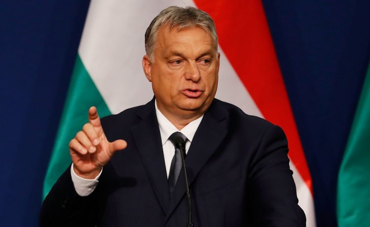 Premier ministre hongrois Viktor Orban