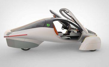 Aptera voiture à énergie solaire