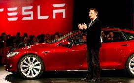 Tesla Motors - Elon Musk