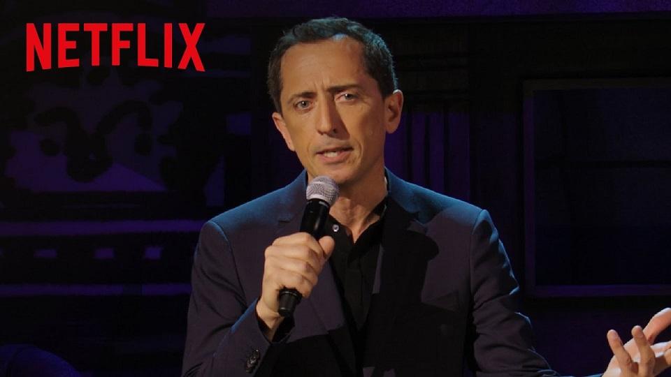 Gad Elmaleh Netflix