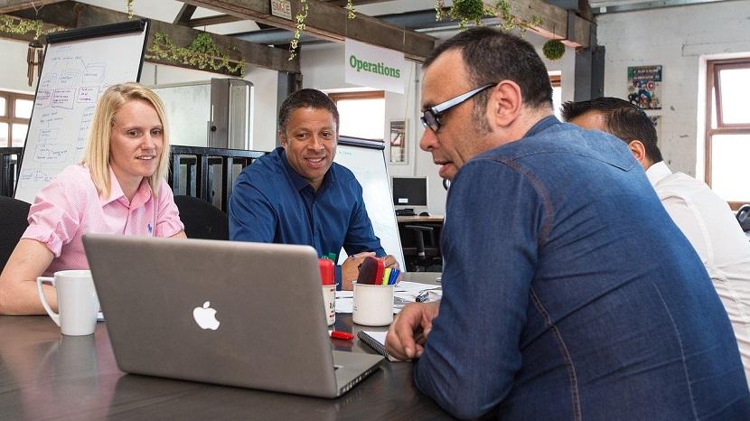 Groupe d'entrepreneurs Freelance
