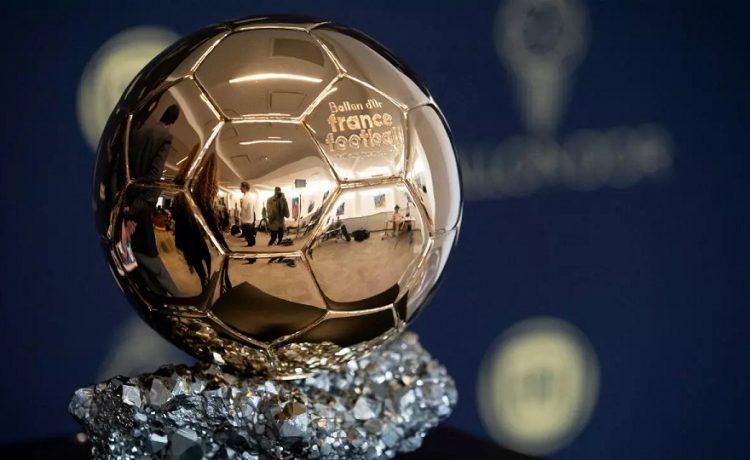 Ballon d'or France Football