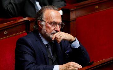 Olivier Dassault à l'assemblée nationale