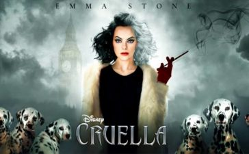 Cruella - Emma Stone