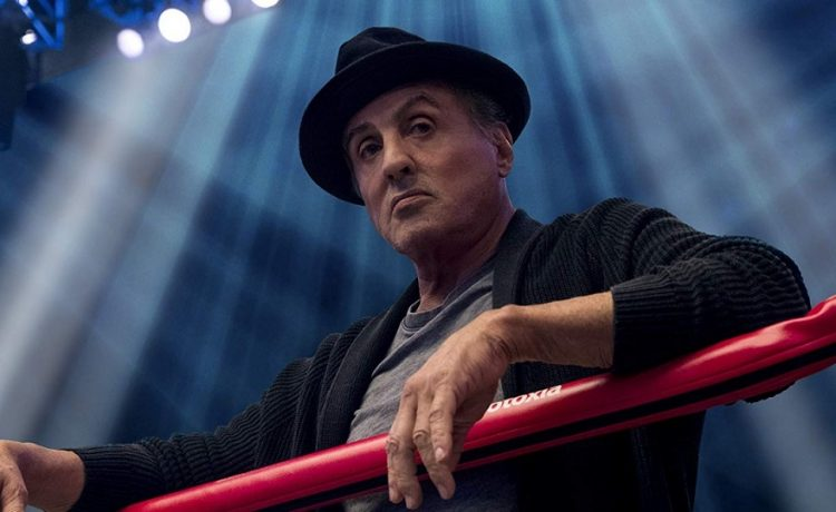 Sylvester Stallone dans Creed 2