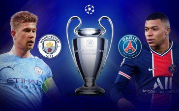 Manchester City-PSG ligue des champions