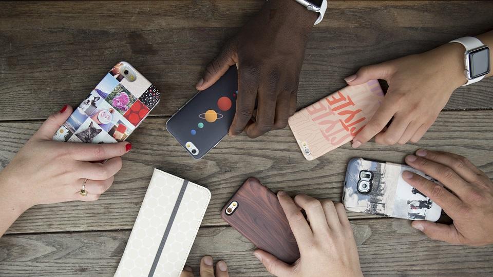 coques smartphones avec photo personnalisée